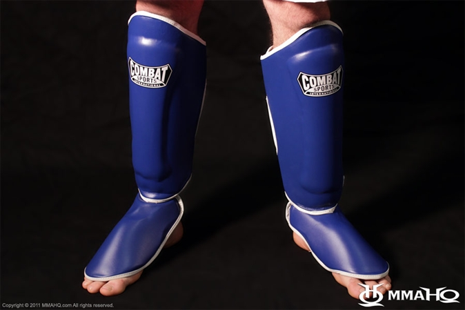 MMA Shin Guards